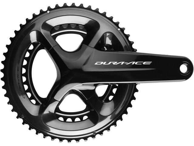 Shimano Dura-Ace FC-R9100 Crank Set 2x11 52-36 Teeth, black